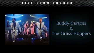 Buddy Curtess & The Grasshoppers - Heat Is On