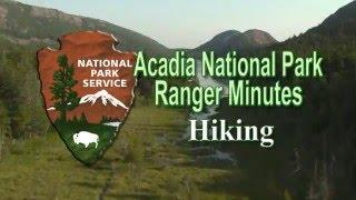 Ranger Minutes Hiking 2015 Master