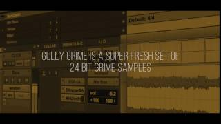Gully Grime - Royalty Free Grime Samples from Monster Sounds