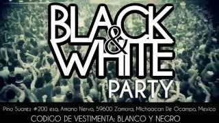 BLACK & WHITE PARTY (TEASER PROMO) By FRANK PETERSON