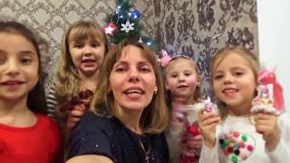 ПОДАРКИ на Рождество Куклы Энчантималс Enchantimals Распаковка игрушек ВЛОГ НАШИ ПОКУПКИ
