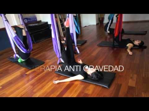 Pilates Aéreo Terapéutico