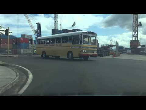 Driving In Suva Fiji during a Royal Caribbean cruise on Voyager of the Seas 11-04-2016