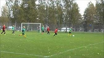 Ylöjärven alakoulujen jalkapalloturnaus 2014: Siivikkala - Metsäkylä 6-1 (loppuottelu)