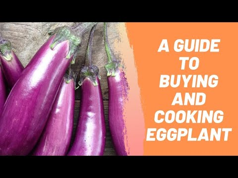 A Guide To Buying And Cooking Eggplant