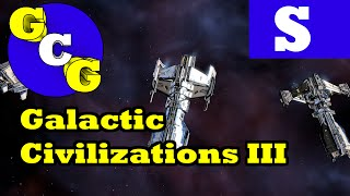 Galactic Civilizations 3 - Huge Fleet Battle Royale!
