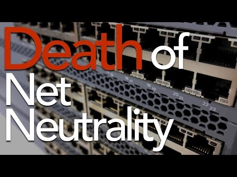 Death of Net Neutrality | TDNC Podcast #73
