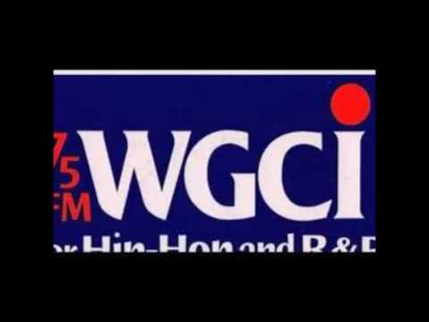 RAP DOWN ON WGCI