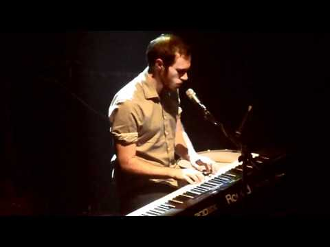 James Vincent McMorrow - Higher Love - Live At The Olympia, Dublin. 21st October 2011