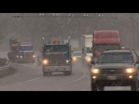 Dangerous winter storm to slam Northeast