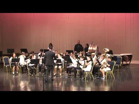 SCIS Intermediate Band : Marching Through Scotland