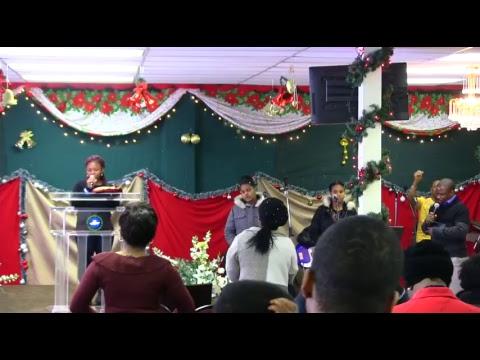 JANUARY 2019 GOOD MORNING HOLY SPIRIT SERVICE /BONJOUR SAINT-ESPRIT DU MOIS DE JANVIER 2019