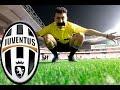 كيف تسللت إلى مباراة  Juventus !