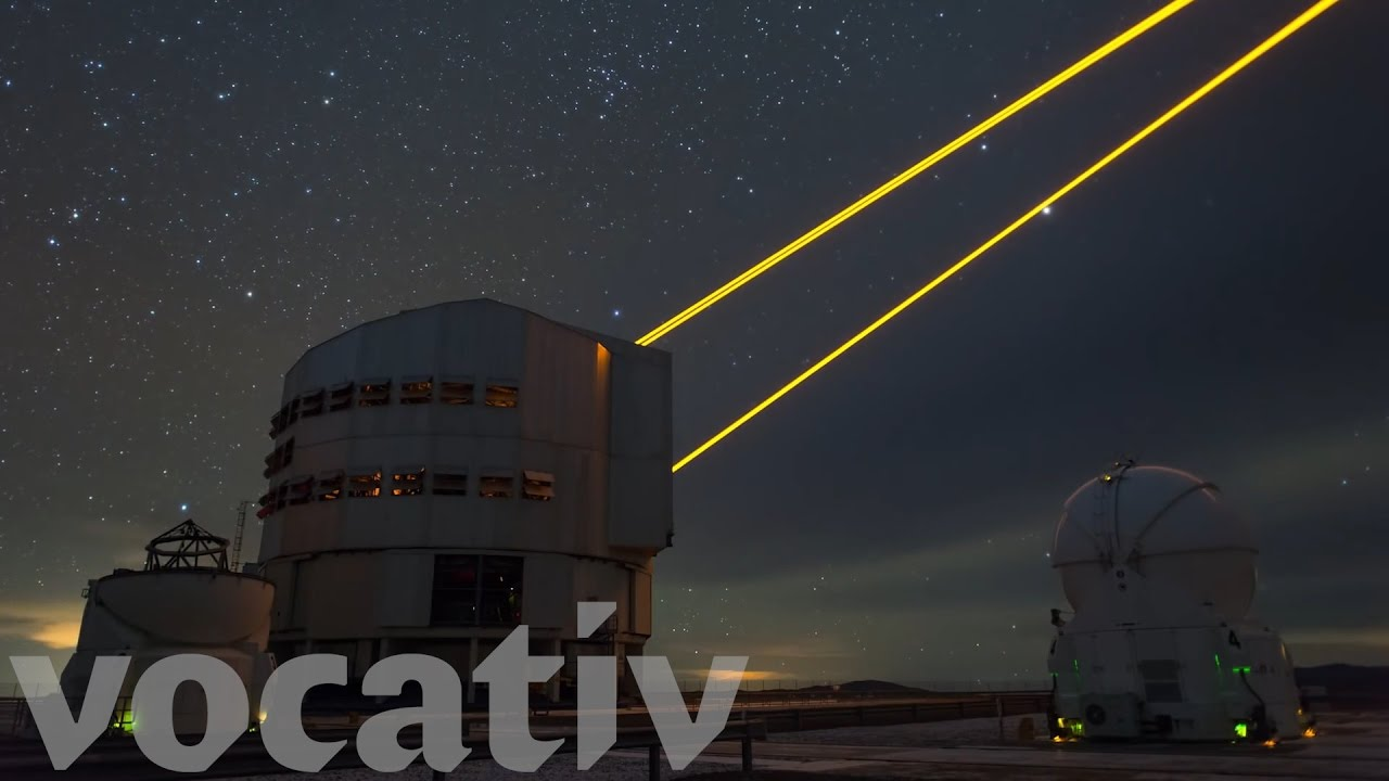 Very Large Telescope Will Hunt For Distant Planets - YouTube