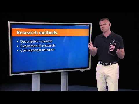 25   1   Research methods and descriptive statistics 5 32