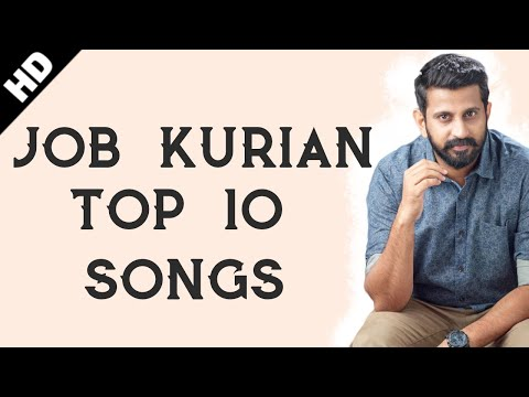 Job Kurian Malayalam Songs Top 10 HD - (2018) | Job Kurian New | Job Kurian All Best Songs