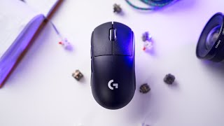 Logitech G Pro Superlight - The Good & The Bad (1 Month Later)