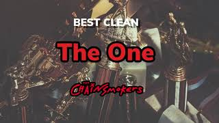 Download Lagu The One (Best Clean Edit) - The Chainsmokers mp3