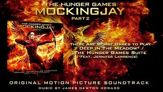 James Newton Howard 'ost Track 19  Feat. Jennifer Lawrence ' - The Hunger Games: Mockingjay Part 2