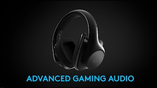 LOGITECH G533 - CASQUE SANS FIL (review)