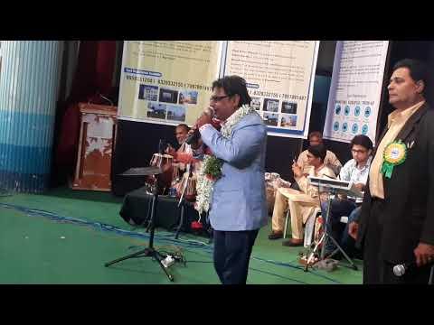 Nafrat Ki Duniya Ko Chhod Ke Hamed Rafi Live On Orchestra