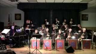 Gateway City Big Band - Got To Get You into My Life