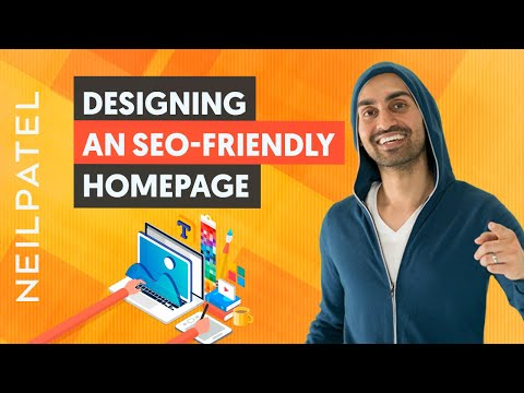 How to Design A Beautiful Homepage That Ranks on Google - The Non-Designer's Guide - 동영상