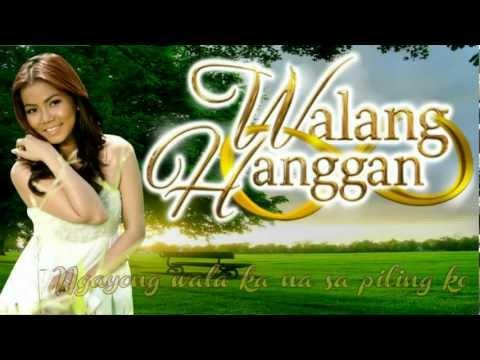 Juris - Kahit Isang Saglit [WALANG HANGGAN OST With Lyrics]