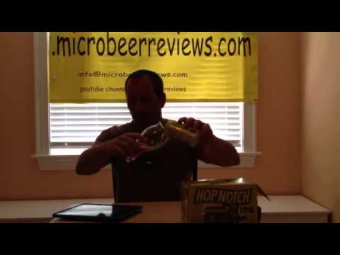 Hop Notch IPA Can Beer Review Unita Brewing Company