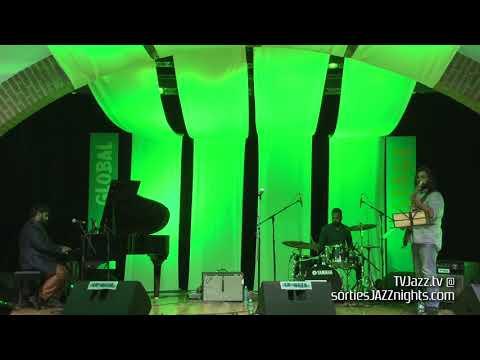 4 on a Swing - Joshua @ 2018 Panama Jazz Festival - TVJazz.tv