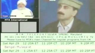 Question & Answers With Hazrat Mirza Tahir Ahmad 8{Urdu Language}