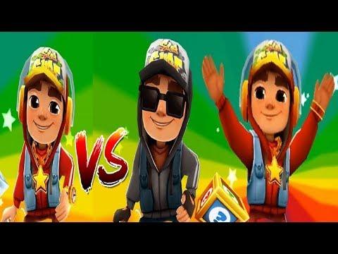 Best Kid Games SUBWAY SURFERS 2 - Adventure Children Game Free Online Videos for Kids - 동영상