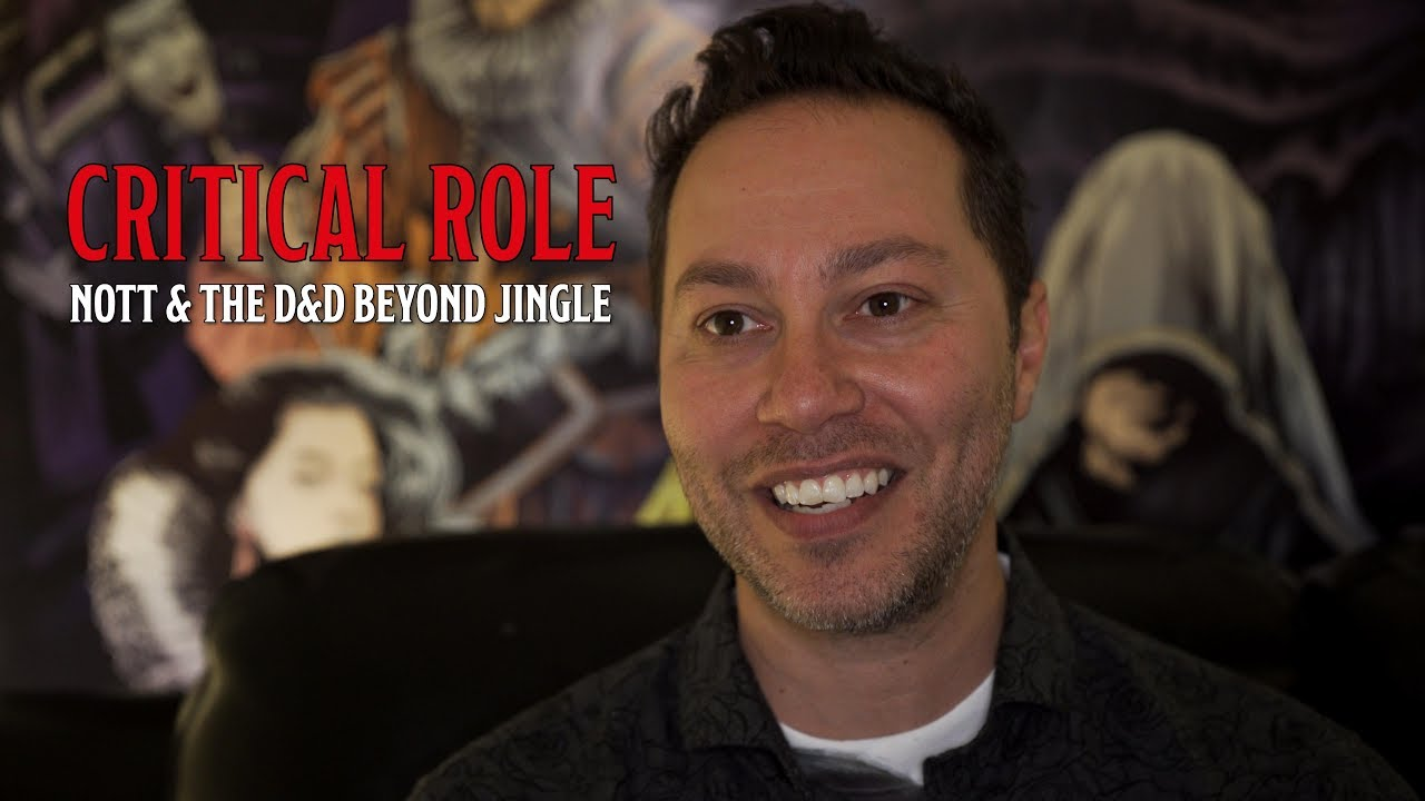 Download Video Critical Role's Sam Riegel on Nott and the