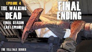 The Walking Dead The Final Season Episode 4 FINAL ENDING l Gameplay FR