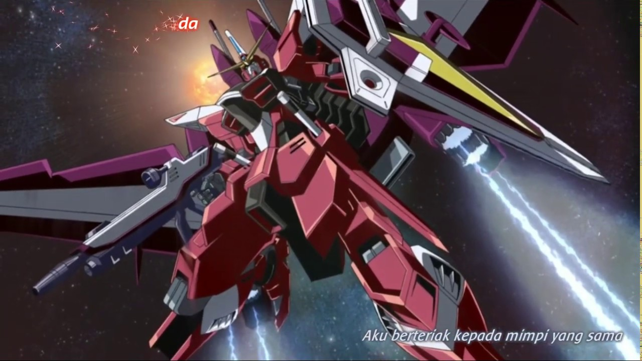 Image result for gundam seed justice take off