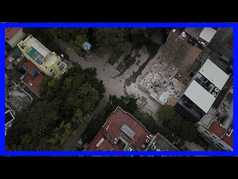 Breaking News | Mexico city prosecutors open criminal probes into buildings damaged in deadly earth