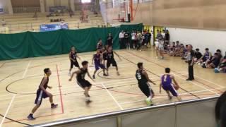 英華vs寶覺 part4(2016.7.8全港學界籃球馬拉松
