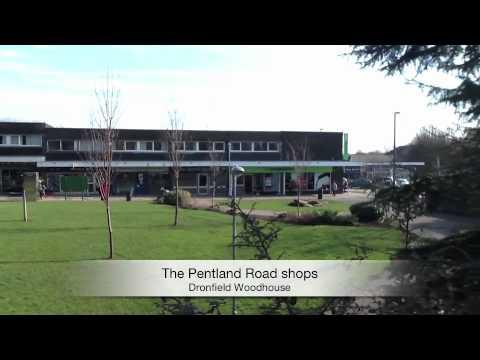 Your Dronfield - Pentland Road shops