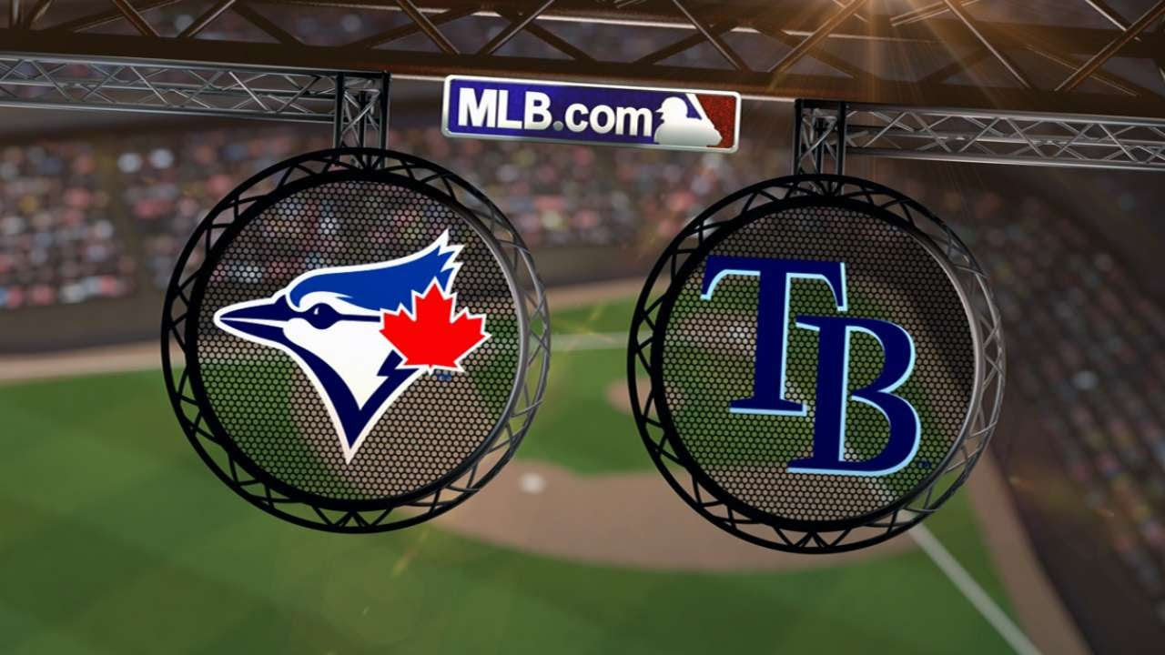 Blue Jays use trio of home runs to knock off Mariners 4-2 (Jun 10, 2017)