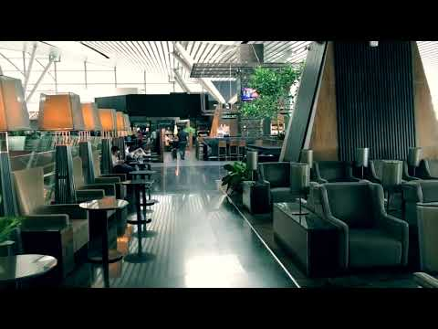 Bangalore Airport Lounge