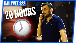 20 HOURS OF HUSTLE IN SINGAPORE | DAILYVEE 322