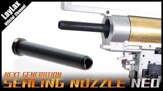 【組込】次世代M4用 シーリングノズル NEO 組み込み方法【次世代メカボックス】 thumbnail