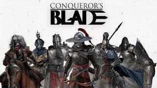 РОЗЫГРЫШ RTX 2080Ti в Conqueror's Blade ► СТРИМ