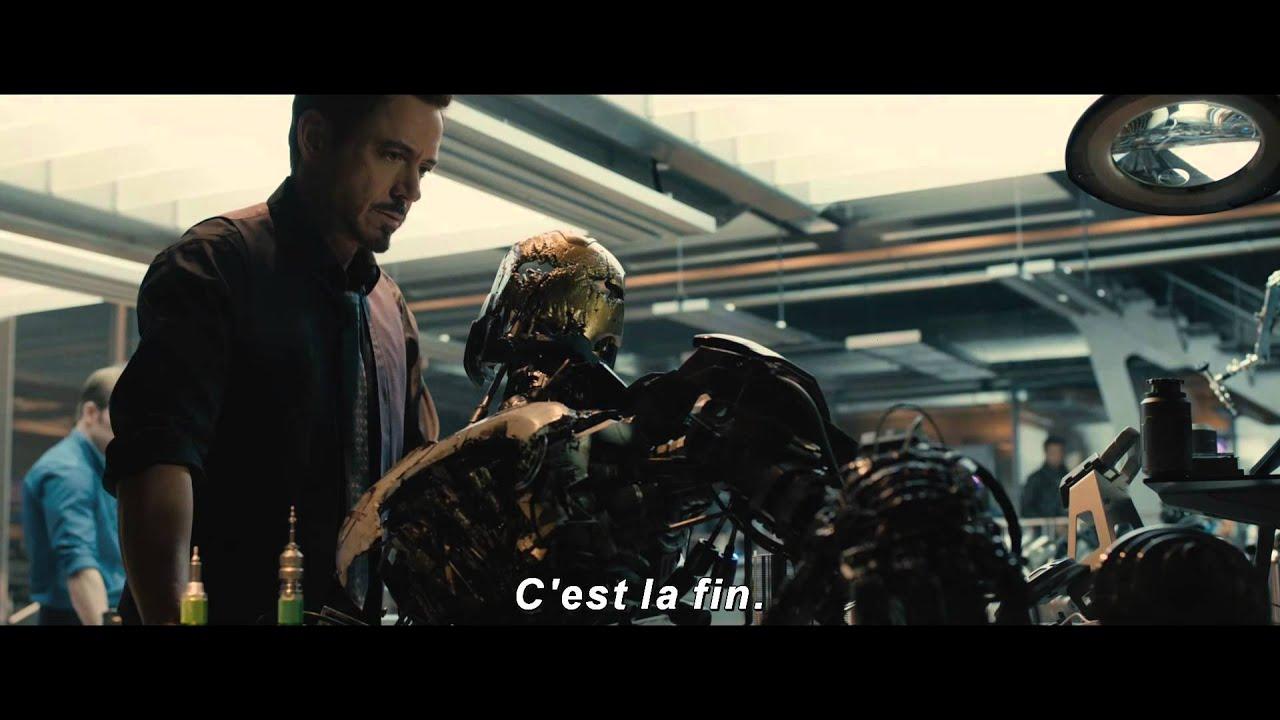 Avengers, L'Ère d'Ultron - Bande-annonce teaser en VOST | Marvel Officiel HD