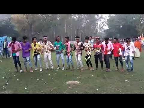 New santali program video (Kharga pur)