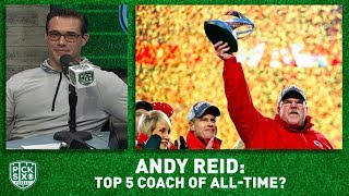 Andy Reid is a Top 5 coach ever, IF he wins Super Bowl I Pick Six Podcast