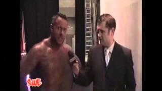SWE : Dean Allmark vs T Bone Unlucky For Some Hype