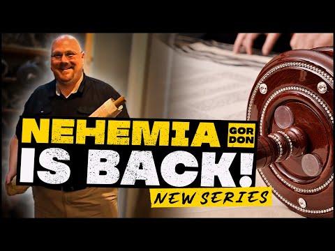 Nehemia Gordon is BACK! (PROMO) | Shabbat Night Live