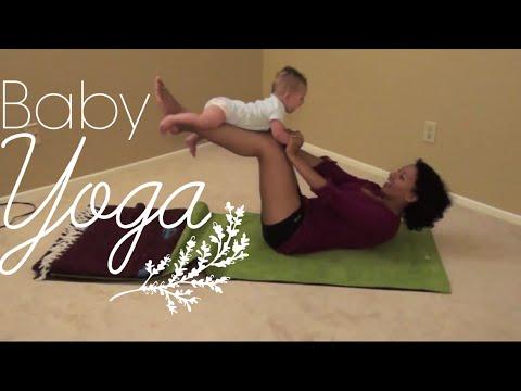 MOMMY & BABY YOGA
