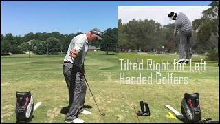 Improve Trail Arm Swing to Compress your Iron Shots